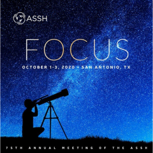 75TH ANNUAL MEETING OF THE ASSH @ San Antonio, Texas, USA