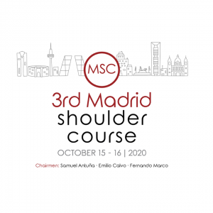 3RD MADRID SHOULDER COURSE @ Madrid