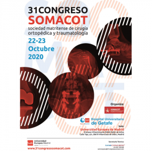 31 CONGRESO SOMACOT @ Universidad Europea de Madrid