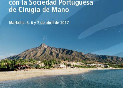 XXIII CONGRESO SOCIEDAD ESPAÑOLA DE CIRUGÍA DE MANO MARBELLA