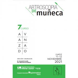 7 Curso Avanzado_Artroscopia de Muñeca @ Hospital Universitario Infanta Leonor. Madrid