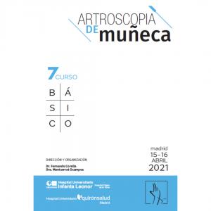7 Curso Básico_Artroscopia de Muñeca @ Hospital Universitario Infanta Leonor. Madrid